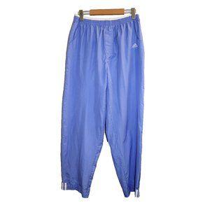 Adidas Vintage Purple Windbreaker Track Pants